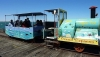 Coffee Pot Train on Carnarvon's One Mile Jetty